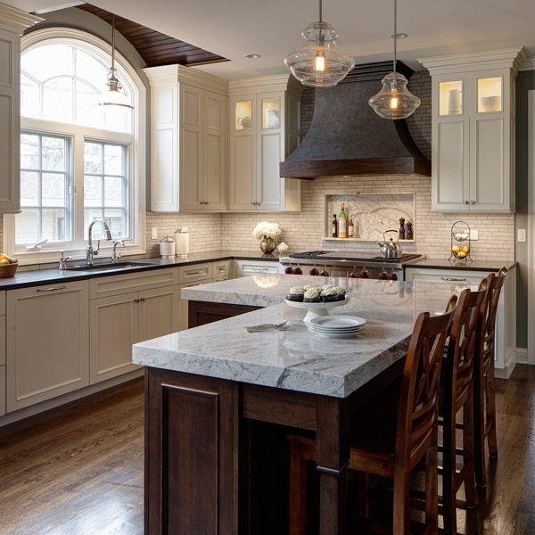 Spacious Hinsdale Kitchen Remodel