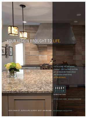 Kitchen Bath Remodel Ads Spring Up Drury Design - Kitchen ad