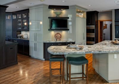 Award-Winning Glen Ellyn Kitchen in Transition