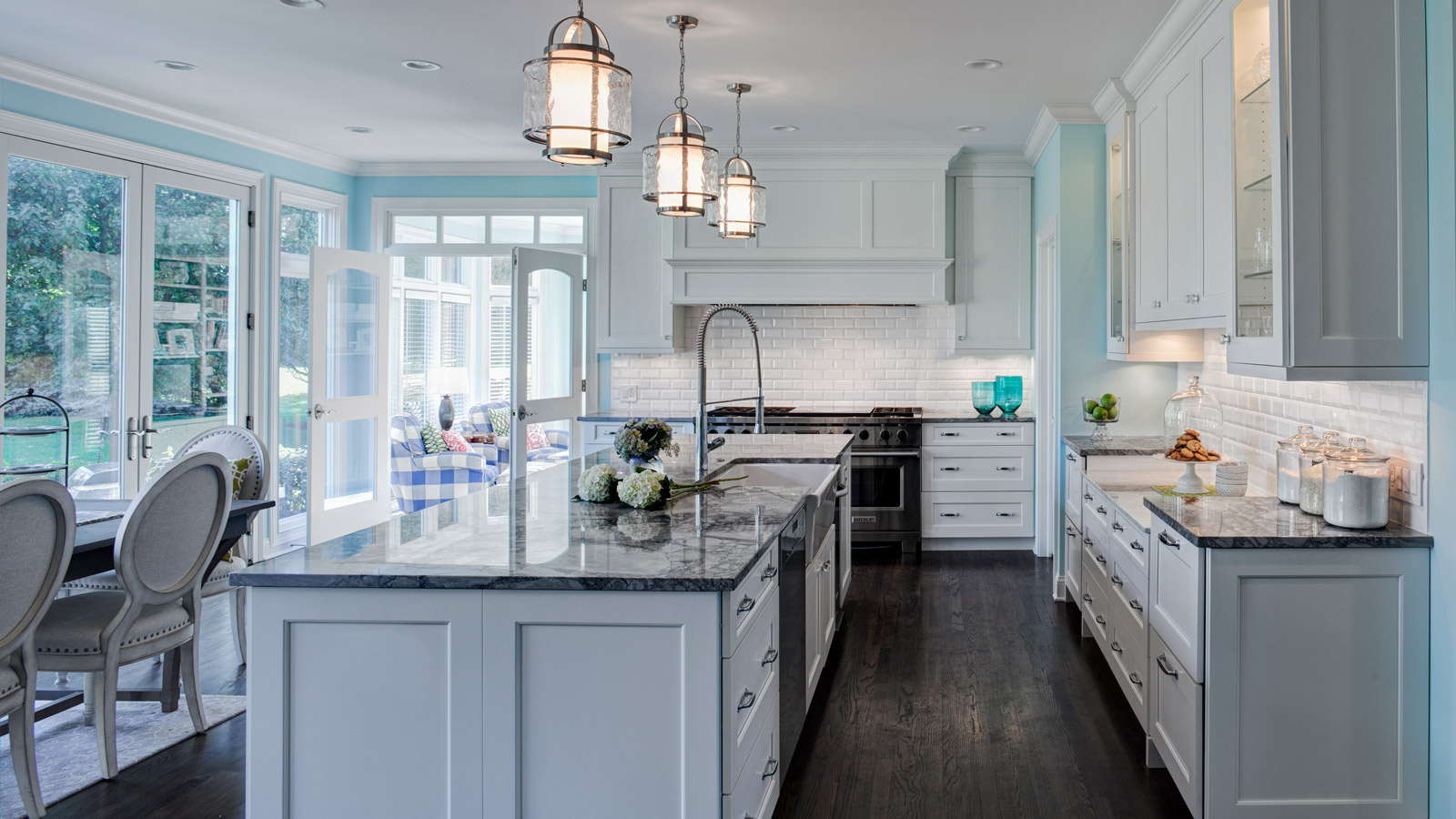 Fresh & Traditional Aurora Kitchen Remodel - Drury Design