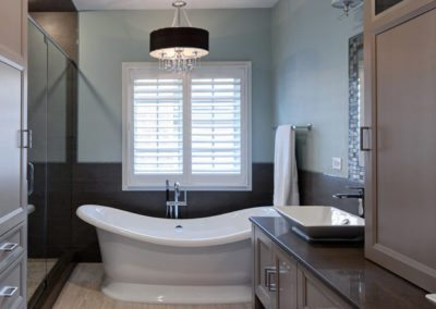 Hinsdale Master Bathroom Retreat