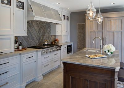Rutt Transitional Kitchen Design – Ruskin Series