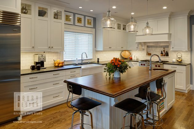 Hinsdale Kitchen Re-Design and Remodel