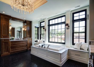 Living Large – Master Bath Remodel