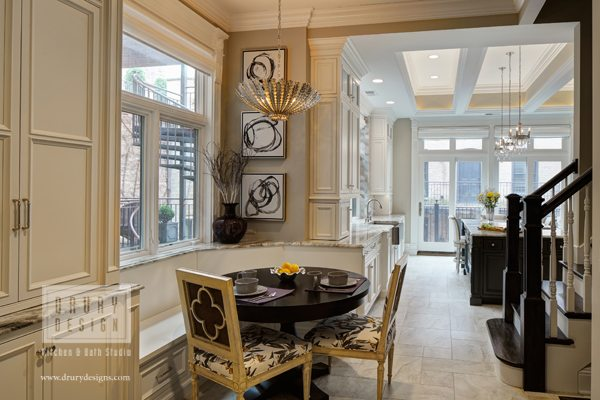 Chicago Gold Coast Traditional Home Renovation