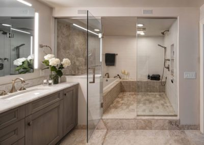 Chicago Condo Master Bath Renovation