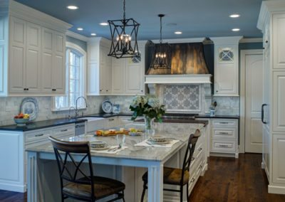 Oak Brook Handcrafted Luxury Kitchen Remodel