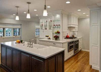Revived Hinsdale Coach House Remodel
