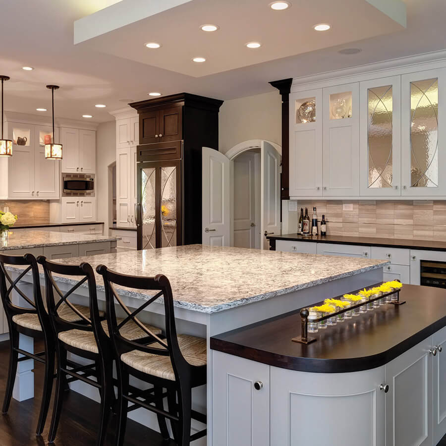 25 Absolutely Gorgeous Transitional Style Kitchen Ideas: Transitional Kitchen Design