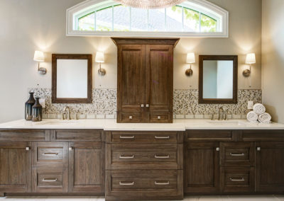 Sophisticated Master Bath Remodel