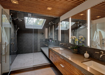 Modern Spa-Like Master Bath