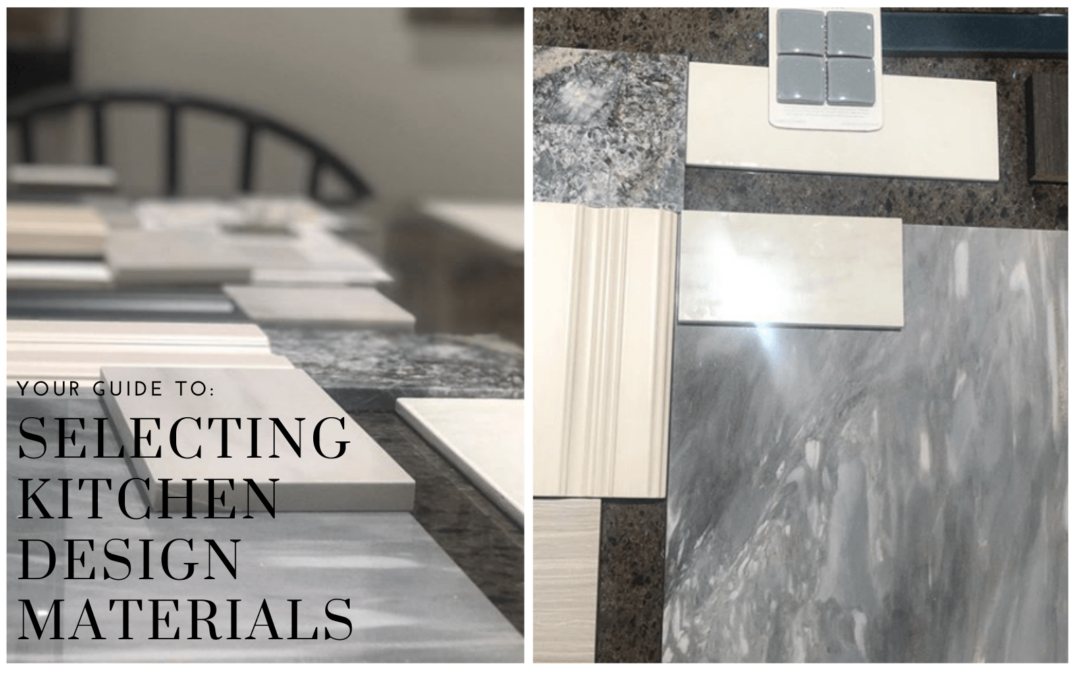 Selecting Kitchen Design Materials