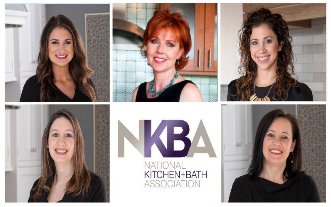 Drury Design Team Earns Five NKBA Accreditations